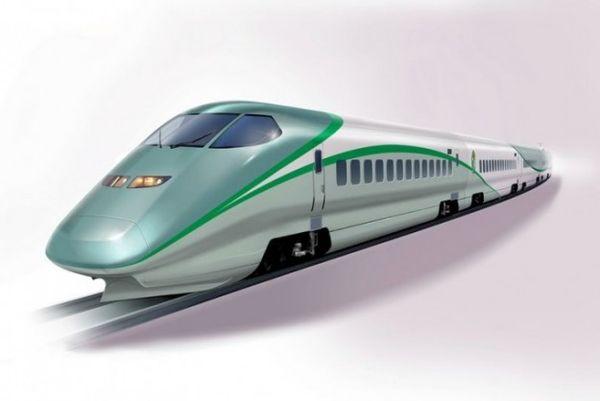 Luxurious Super Train Spas