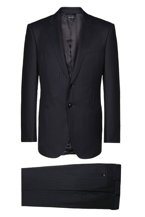 Chic Bullet-Stopping Suits