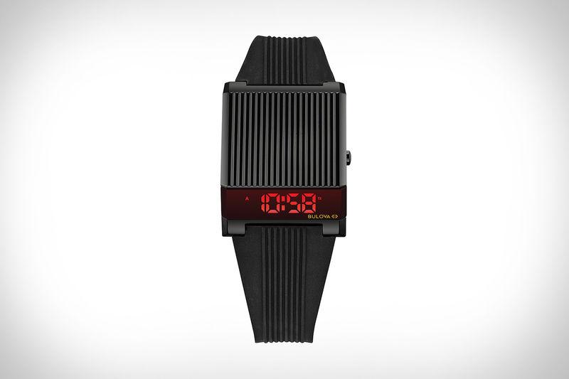 Reissued Retro LED Timepieces