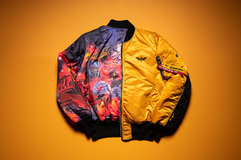 Movie-Inspired Bomber Jackets