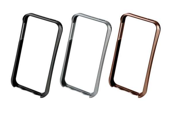 Aluminum iPhone 5 Cases