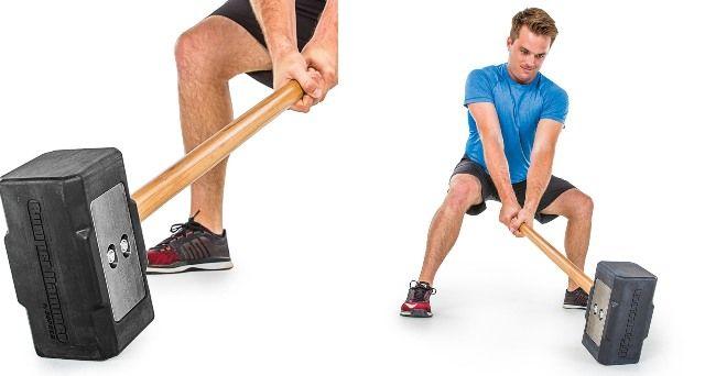 Floor-Safe Sledgehammers
