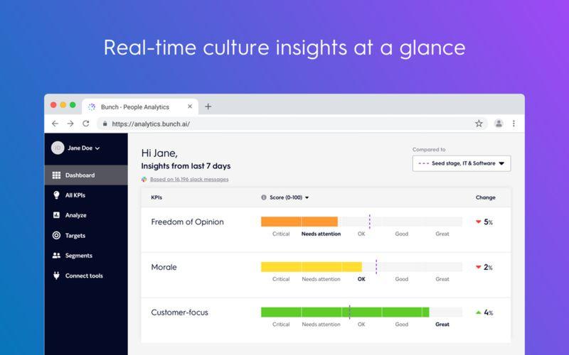 Team Culture Analysis Platforms