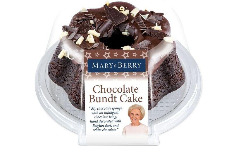 English Baker Cake Ranges