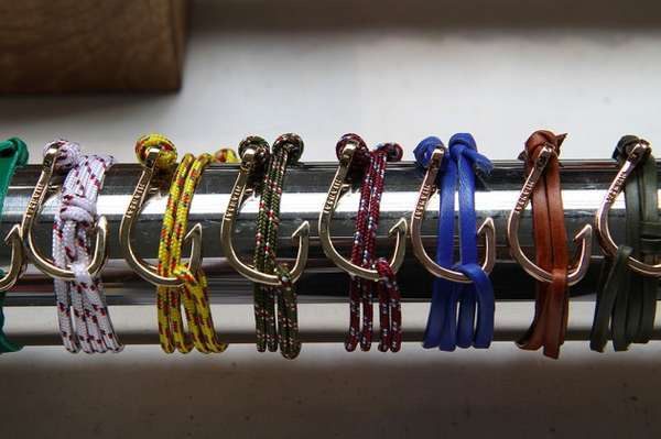 Nautical-Themed Bangles