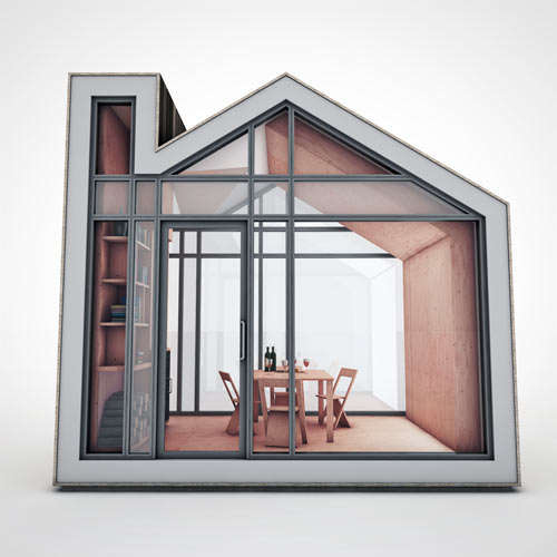 Mini Glass Cabins