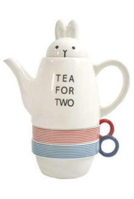 Adorable Animal Teapots
