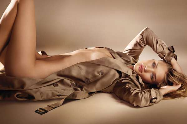 Nearly Nude Fragrance Ads