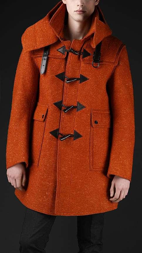 Tangerine Winter-Proof Coats
