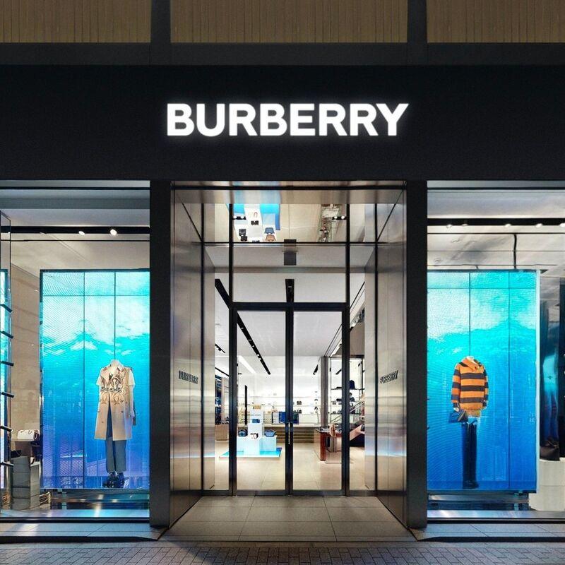 Virtual Luxury Fashion Flagships