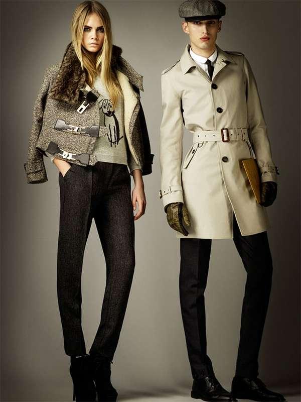 Dapper Duo Fashion