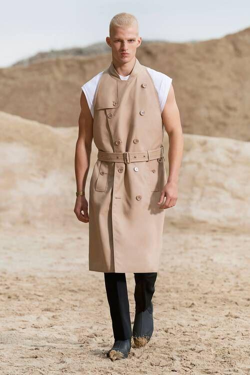 Fluidity-Honoring Summer Luxe Menswear