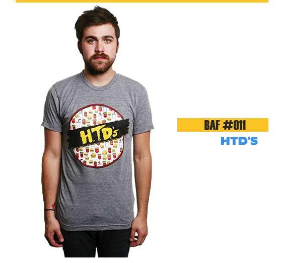 Edible T-Shirts