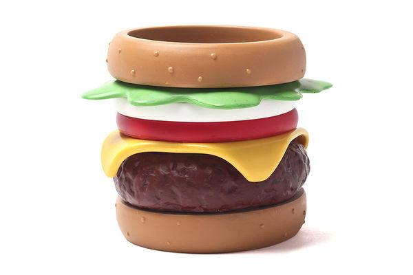 Stackable Burger Bangles