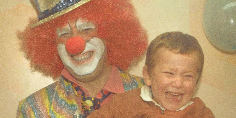 Anti-Clown Burger Ads