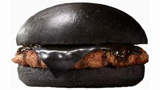 Bizarre Blackened Cheeseburgers