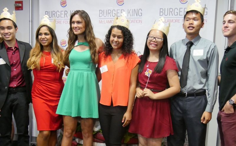 Burger Restaurant Scholarships