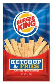 Burger King Potato Snacks