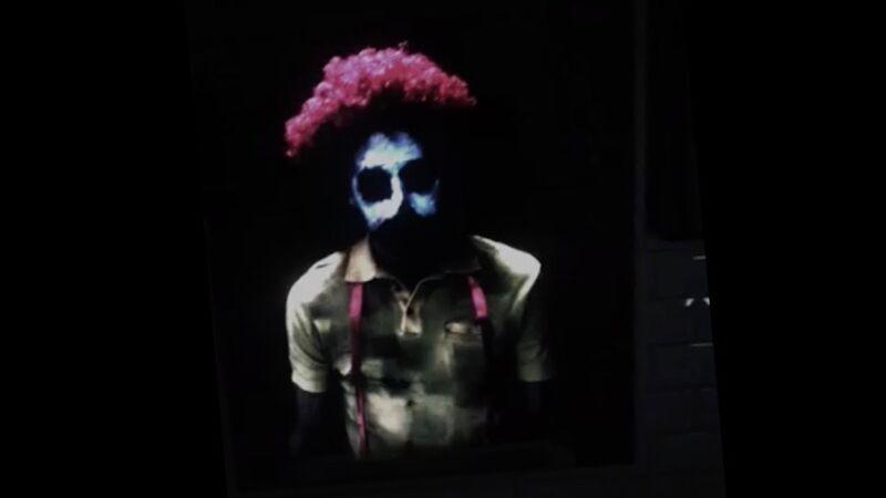 Burger Chain-Mocking Halloween Ads