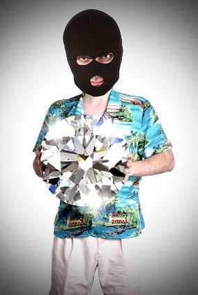 Hawaiian Shirted Burglars