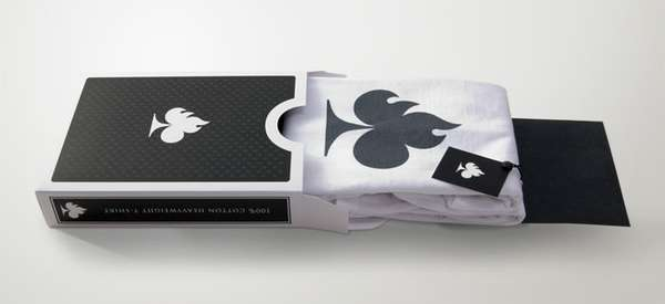 Card Deck Apparel Branding