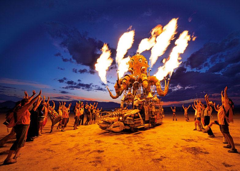 Desert Festival Photography