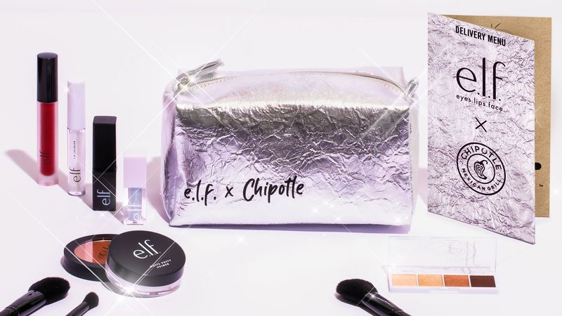 Burrito-Inspired Cosmetic Collections
