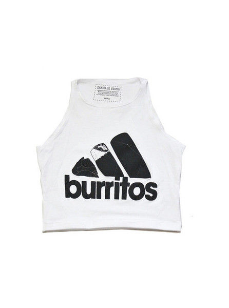 Sporty Burrito Tops