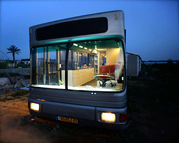 Luxury Public Transit Homes