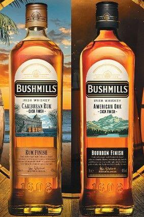 Cask-Finished Irish Whiskey