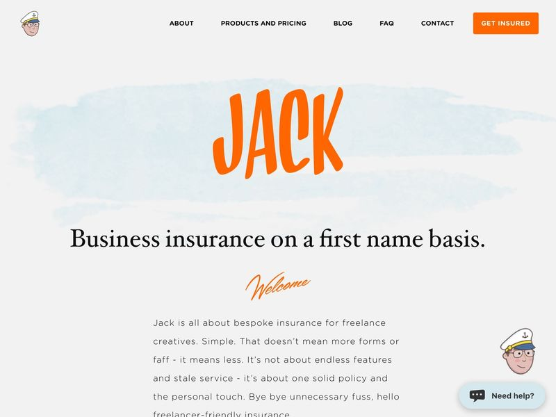 Professional Freelancer Insurance Services