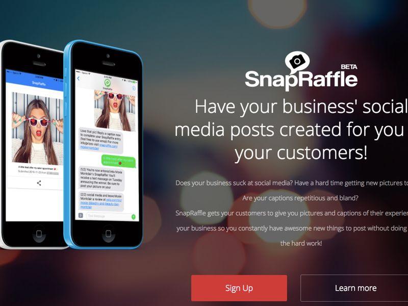 Content-Garnering Social Media Apps