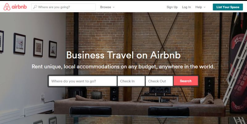 Business Travel Rental Services
