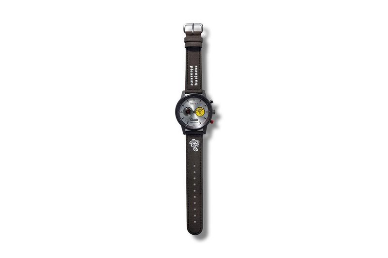 Cannabis-Themed Wrist Watches
