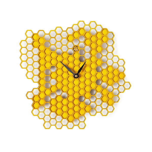 Serene Honeycomb Timepieces