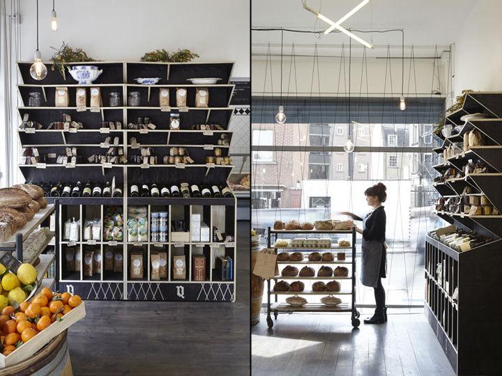 Provincial Delicatessen Interiors Butcher Shop