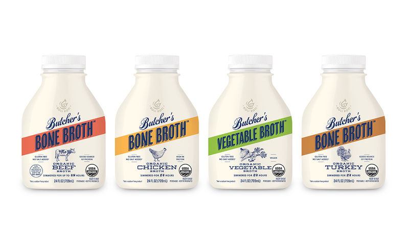 Rebranded Bone Broth Brands