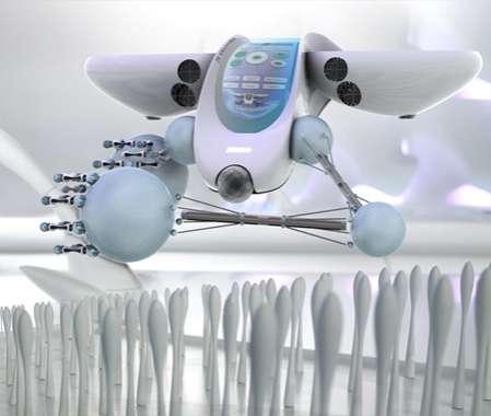 Robotic Butlers