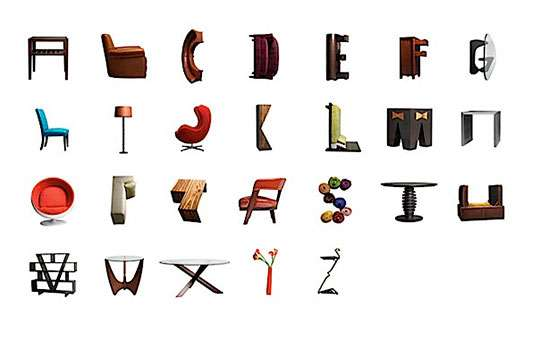 Furniture Letters