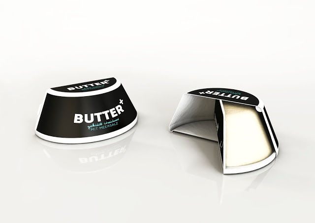 Revolving Butter Packets