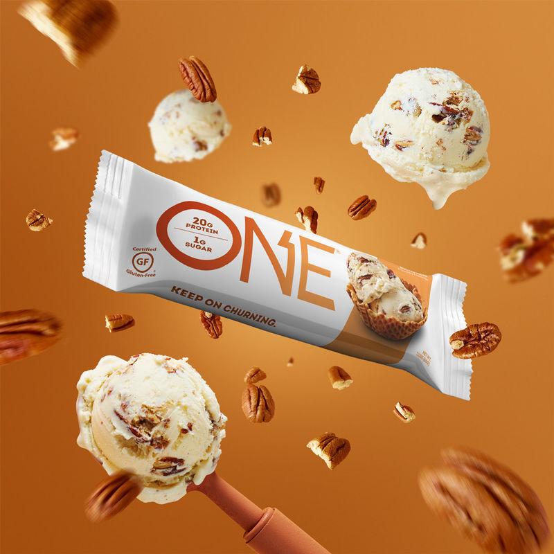 Ice Cream-Inspired Snack Bars
