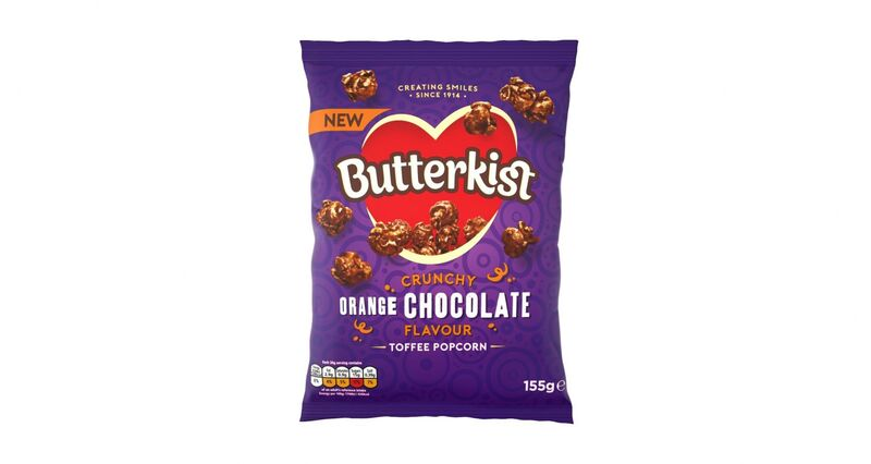 Dual-Indulgence Chocolate Popcorns