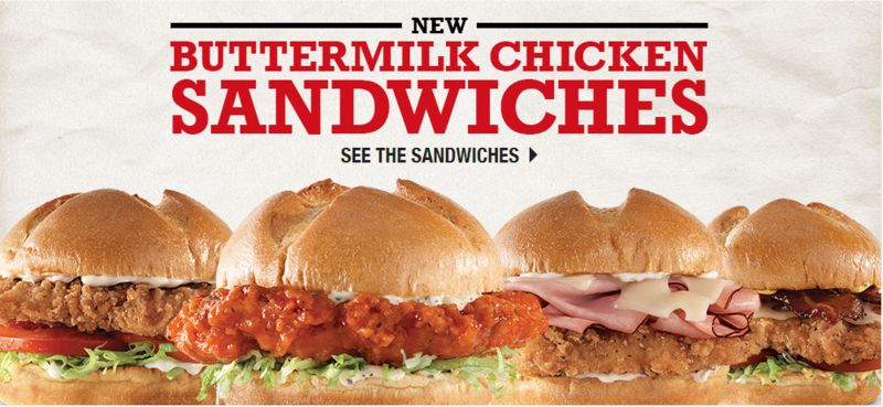 Buttermilk Chicken Sandwiches