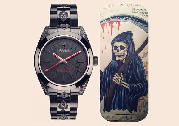 Darkly Odious Time Pieces