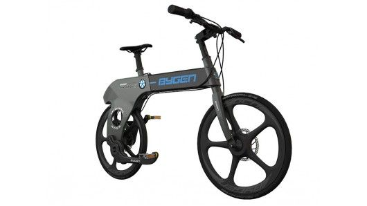 Chainless Folding Bikes