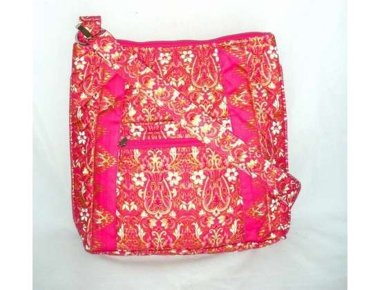 Vibrant Community-Produced Purses