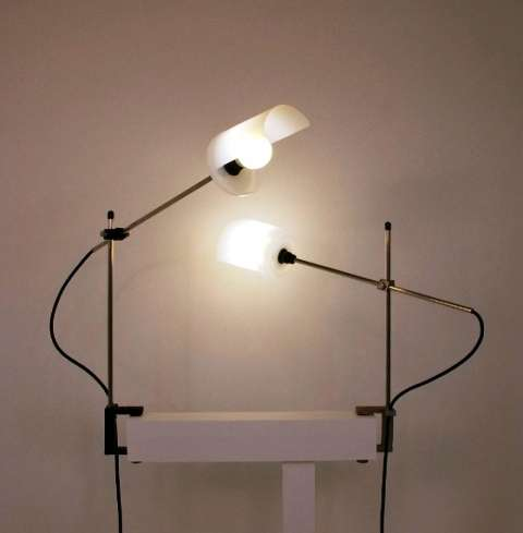 Industrial Clamp Lights