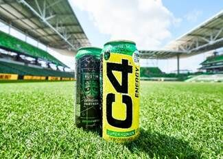 Energy Drink Sports League Partnerships