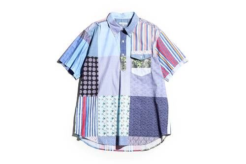 Patterned Button Up Shirts