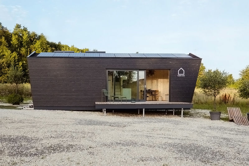 Cozy Customizable Cabin Designs